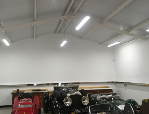 Private Vintage Car Workshop